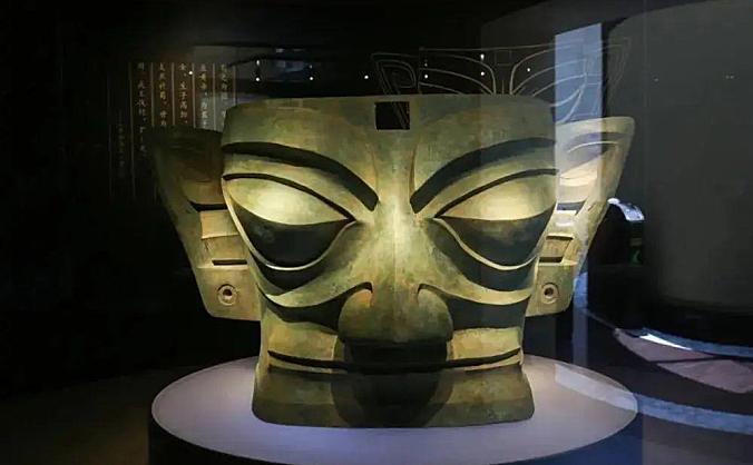 黄金面具、青铜神树……看过三星堆的神秘,才懂得中华文明的瑰丽